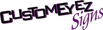 CustomEyes Signs Logo